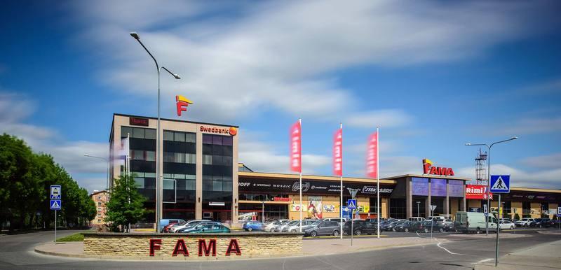 fa68640b8ec Ettevõtte otsing - Fama Keskus